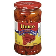 Unico - Roasted Peppers Sliced