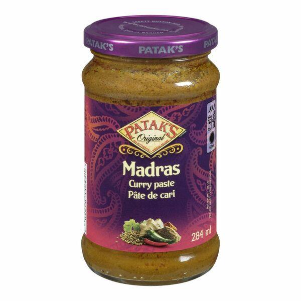 Patak's Original - Madras Curry Paste