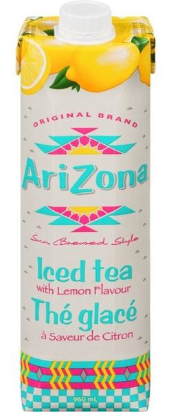 Arizona - Iced Tea - Lemon Flavour