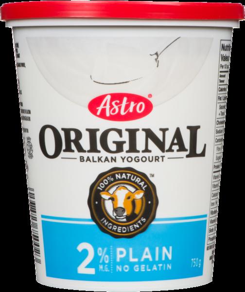 Astro Original Balkan Yogourt