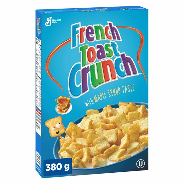 General Mills - French Toast Crunch