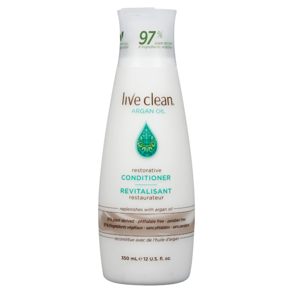 Live Clean - Argan Oil Conditioner