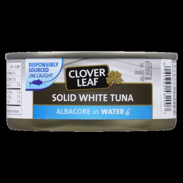 Cloverleaf - Solid White Tuna Albacore