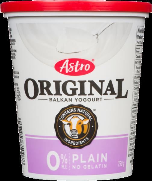 Astro Original Balkan Yogurt Plain