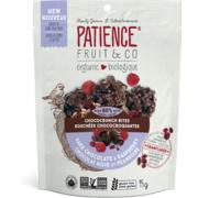 Patience Fruit & Co - Chococrunch Raspberry Bites