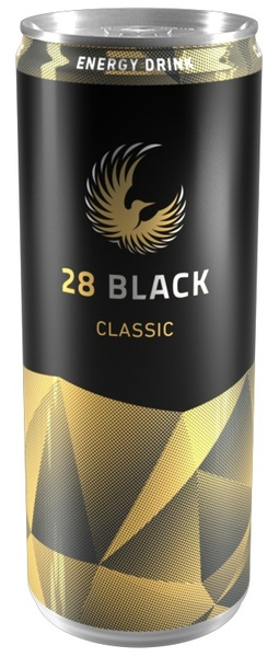 28 Black - Classic - Caffeinated Energy Drink