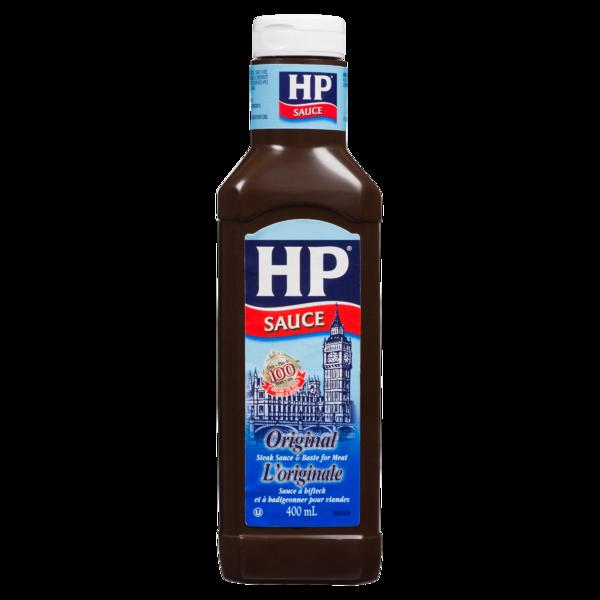 HP Sauce - Original Squeezable