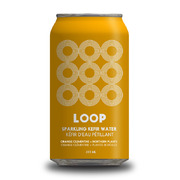 LOOP - Orange Clementine Sparkling Water