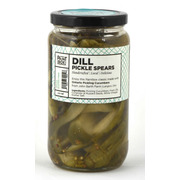 Dill Pickled Spears