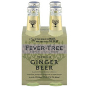 Fever-Tree - Ginger Beer - Premium - 4 Pack