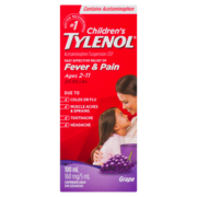 Tylenol - Childrens Grape Liquid
