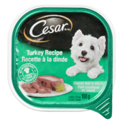 Cesar Wet - Dog Food Turkey
