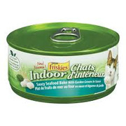 Friskies - Indoor Saucy Seafood Bake