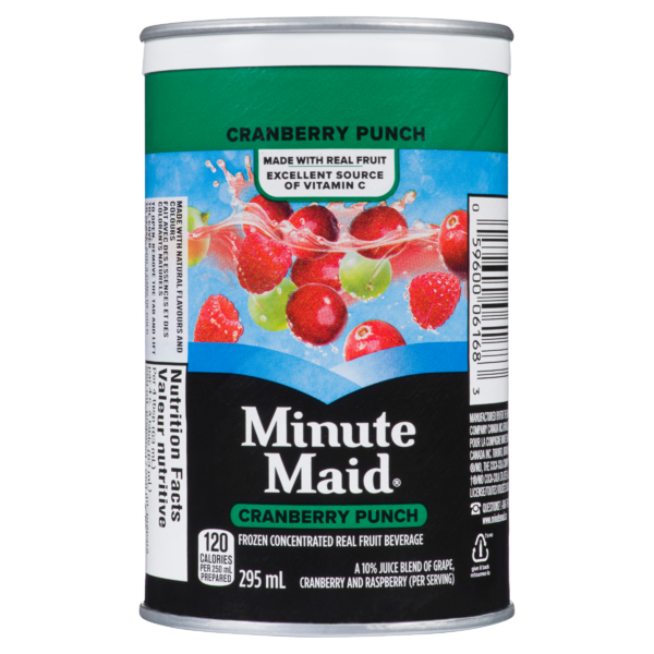 Minute Maid - Cranberry Punch