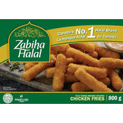 Zabiha Halal - Breaded Chicken Fries
