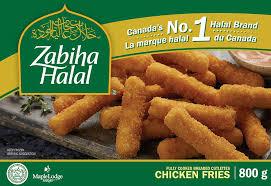 Zabiha Halal - Breaded Chicken Fries