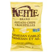 Kettle Brand - Potato Chips - Parmesan Garlic
