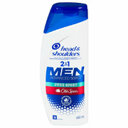 Head & Shoulders x Old Spice - Pure Sports Advanced Series