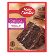 Betty Crocker - Super Moist Cake Mix - Chocolate Fudge