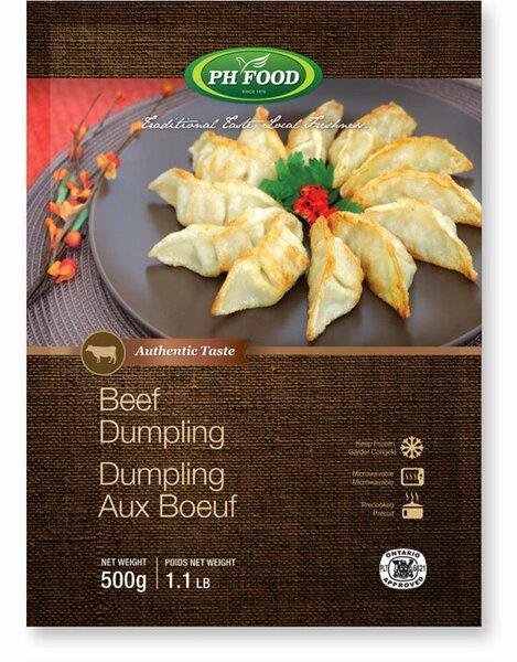 PH Food - Beef Dumplings