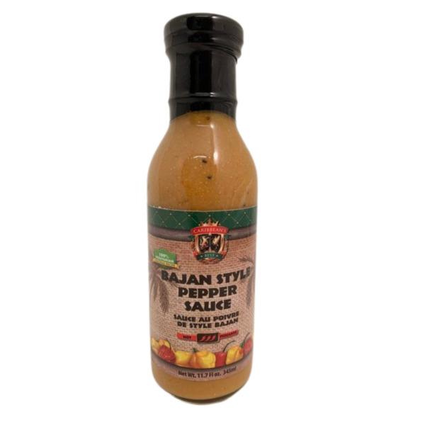 Caribbean's Best - Bajan Style Pepper Sauce