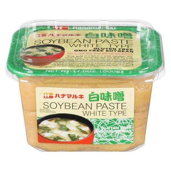 Soybean Paste - White Type