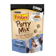 Friskies Party Mix Crunch Gourmet Naturals