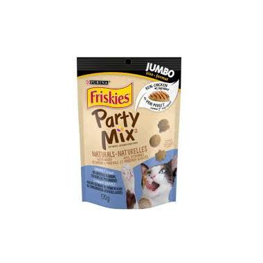 Friskies Party Mix Crunch Gourmet Naturals