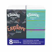 Kleenex - Facial Tissue - 8 Pack