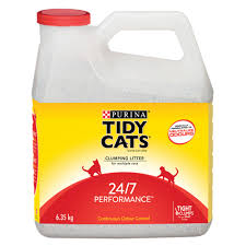Tidy Cats 24-7 Performance Scoop Cat Box Filler