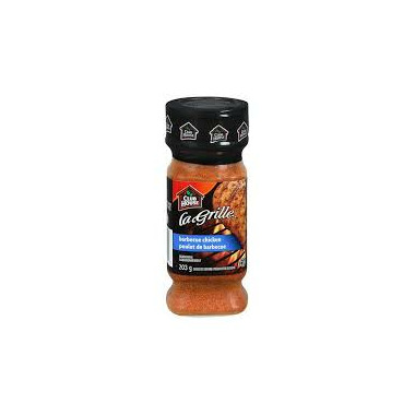 Club House - La Grille Barbecue Chicken Seasoning