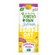 Earth's Own - Oats Unsweetened Original