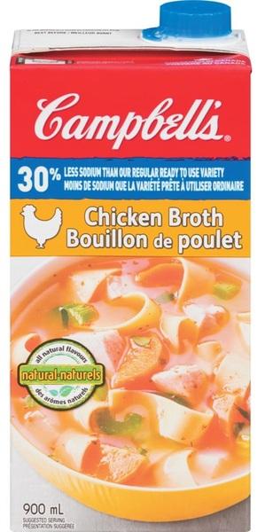 Campbell's - Chicken Broth