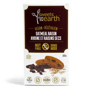 Sweets From The Earth - Oatmeal Raisin Cookie Box