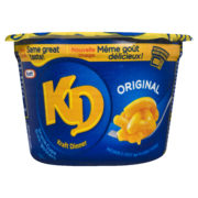 Kraft Dinner - Microwaveable Cups