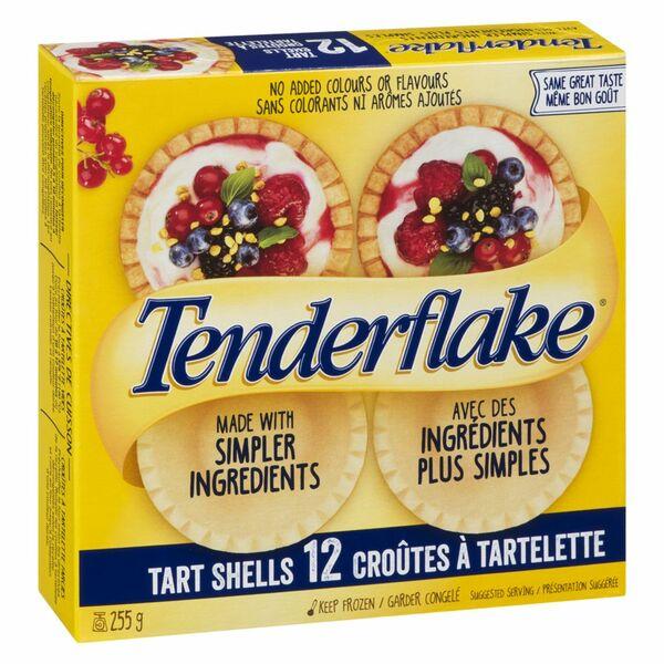 """Tenderflake - 3"""" Tart Shells"""