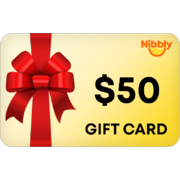 Nibbly $50 Electronic Gift Card