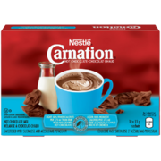 Nestle - Carnation - Hot Chocolate - Light - 10 Pack