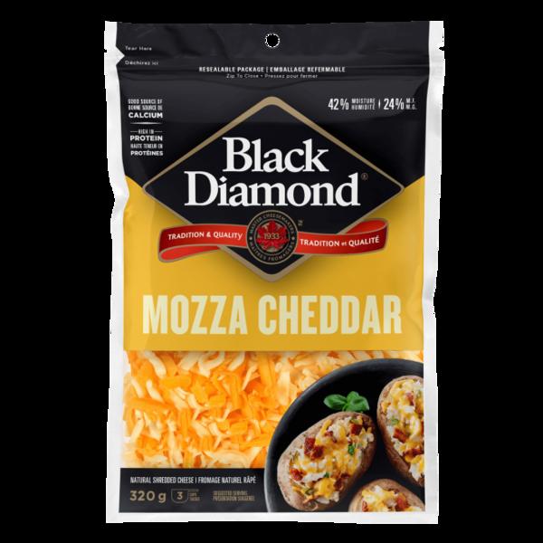 Black Diamond - Mozza Chedder