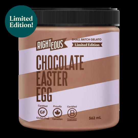 Chocolate Easter Egg Gelato