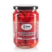 Fine Fino Foods - Red Pepper Fire Roasted