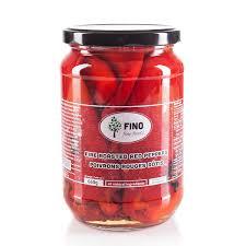 Fine Fino Foods - Red Pepper Fire Roasted