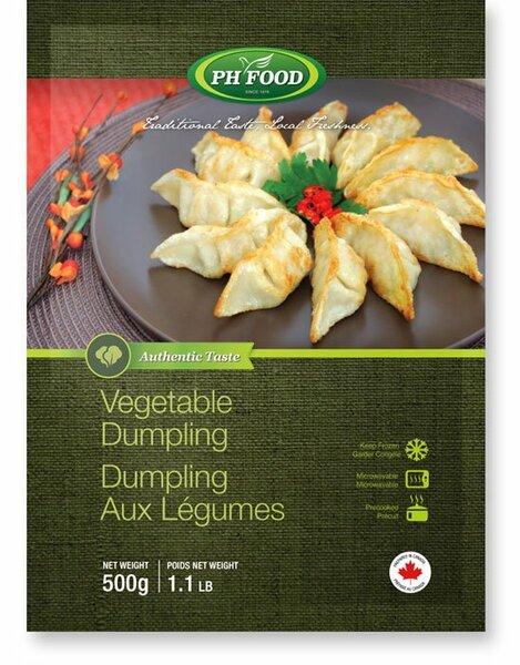 PH Food - Vegetable Dumplings