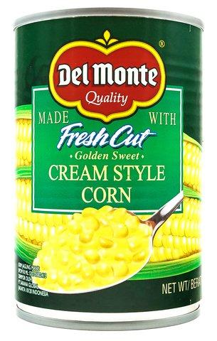 Del Monte - Cream Styled Fresh Corn