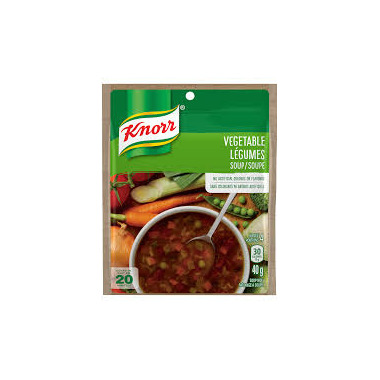 Knorr - Soup Vegetable