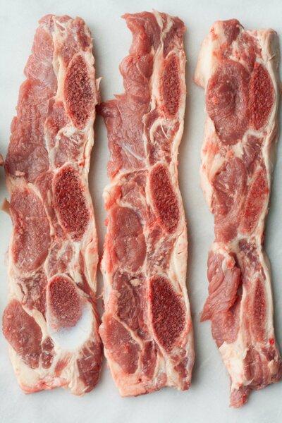 Fresh Halal Beef Short Ribs