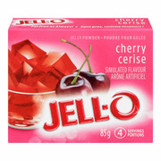 Jello Powder - Cherry