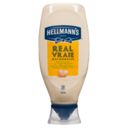 Hellmanns - Mayonnaise Squeeze Regular